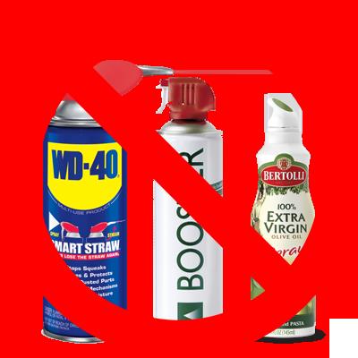 no-spray